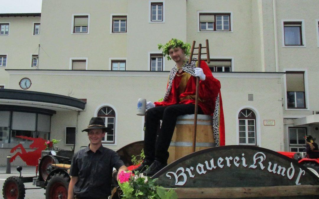 Grandioser Start der Festwochen des Kundler Bieres