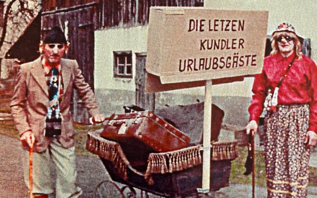 Kundler Fasching 1926